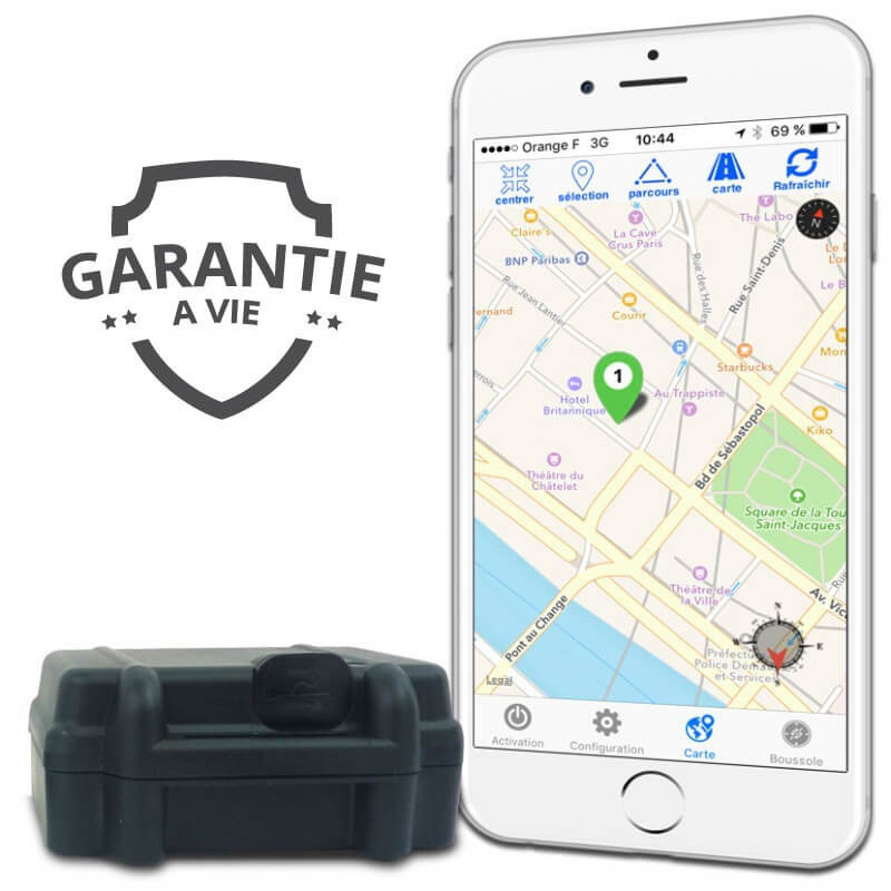 Balise GPS Locbox Expert LT