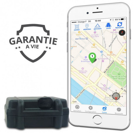 Balise GPS  LocBox® Expert LT