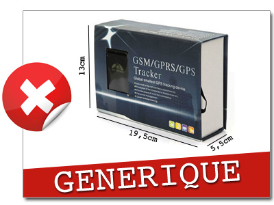 packaging generique